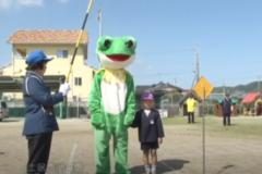 元気いっぱい 「土居西幼稚園 ~交通安全教室編~」