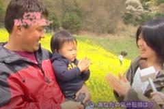 突撃!なんでもインタビュー:翠波高原菜の花まつり