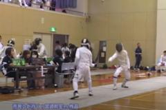 市民Dが行く! 「第20回中四国少年フェンシング大会」