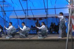 市民Dが行く! 「川之江八幡神社 百手祭」