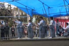 市民Dが行く!「川之江八幡神社 百手祭」