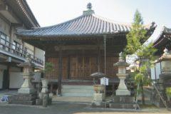 地域遺産:興願寺 大師堂(旧地蔵堂)
