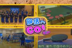 部活へGO!三島東中学校~女子卓球部~