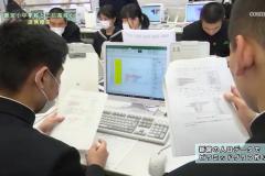 三島東中学校ものづくり体験講座