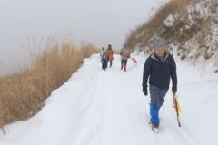 Let's enjoy!   vol.22「雪の塩塚で遊ぼう!後編」