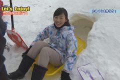 Let's enjoy!   vol.21「雪の塩塚で遊ぼう!前編」