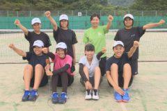 部活へGO! 川之江高校 男女テニス部