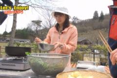 Let's enjoy!    vol.4「山菜の天ぷら編」