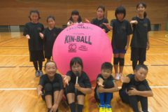 げんきっず☆豊岡キンボールスポーツチーム