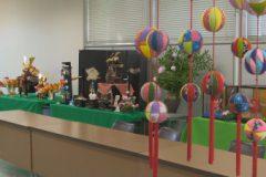 美術館:JAうま金生地区女性部 五月人形展示会