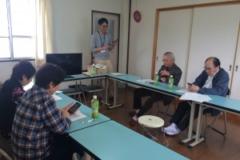 スマートフォン教室