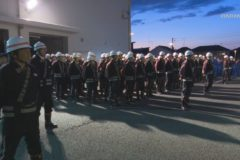 2019年度 四国中央市消防団 新入団員訓練