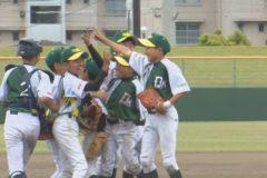 土居北軟式野球スポーツ少年団 優勝 第39回学童軟式野球愛媛県大会 決勝