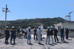 市消防本部と四国中央テレビが連携 ドローン活用災害対策訓練実施