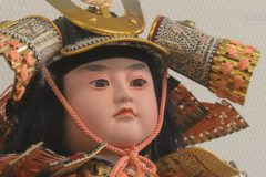 JAうま金生地区女性部 五月人形展示会