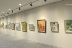 第12回ピットゥーラの会 油絵展