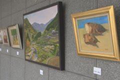 第5回『アートクラブ院』土居絵画教室作品展
