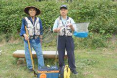 今、この人に会いたい「銅山川鮎釣クラブ 中西篤政さん・佐藤徹さん」