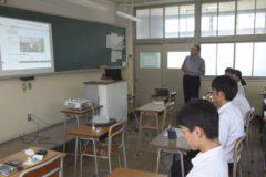 川之江先輩塾DAY・川高いきいきオープンスクール