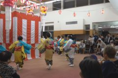 西岡病院 盆踊り