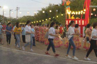 第29回愛美会合同盆踊り大会