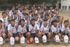川之江北中学校 女子ソフトテニス部