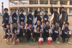 部活へGO!三島南中学校 男子ソフトテニス部