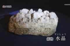 愛石図鑑 vol.12「石英・水晶」