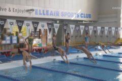 第4回エリエールカップ水泳記録会