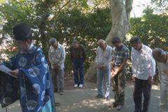 川之江地区 社日祭