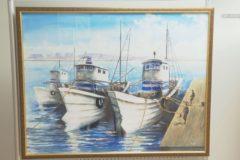 石川憲二水彩画教室作品展