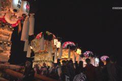街かど百景 :2019年土居秋祭り 東部地区かきくらべ