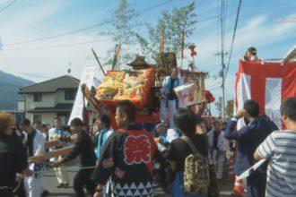 三島地域秋祭り2日目