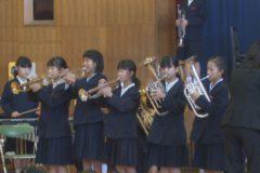 松柏小学校  校内音楽会