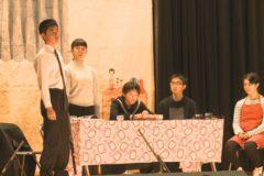 三島南中学校 人権フェア