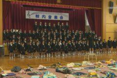 関川小学校 校内音楽会