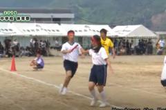 7.Handover the Baton(3年男女)2019年度 土居中学校体育祭