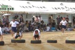 9.男子土居中レース2019(男子)2019年度 土居中学校体育祭