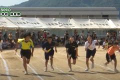 18.部活動対抗リレー 2019年度 土居中学校体育祭