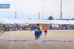 1.150m走(1・2・3年男子)2019年度 三島東中学校50周年記念体育祭