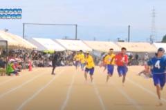 6.リレーの子~今から走るよ~(3年男女)2019年度 三島東中学校50周年記念体育祭