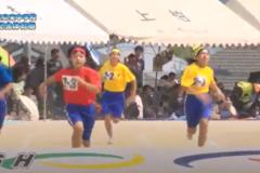 10.150m走(1・2・3年女子)2019年度 三島東中学校50周年記念体育祭