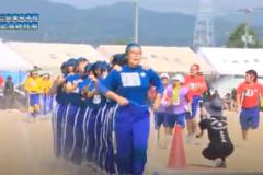 17.ムカデ Here we go!(3年女子)2019年度 三島東中学校50周年記念体育祭