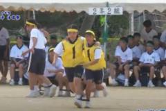 3.レッツ☆アメーバ(1年女子)2019年度 川之江北中学校体育祭