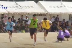 5.50m走(男子)2019年度 川之江北中学校体育祭
