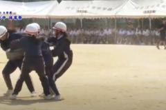 8.バーゲンセール(2年女子)2019年度 川之江北中学校体育祭
