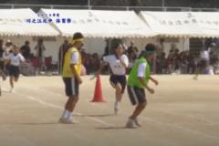 14.学級対抗リレー(男女選抜)2019年度 川之江北中学校体育祭