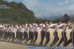 21.令和最初にぶちかませ!!~俺らのムカデえぐいでぇぇ~(3年男子)2019年度 川之江北中学校体育祭