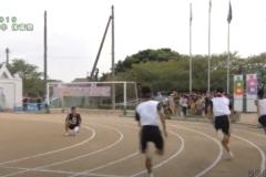 1.200m走(男子)2019年度 三島南中学校体育祭