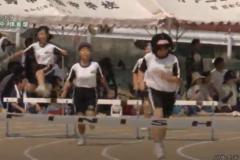 6.バラエティー走(女子)2019年度 三島南中学校体育祭